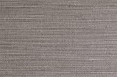 Unique empty fiber stripe canvas, linen wall texture.  Stock Image