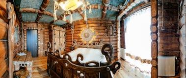 Unique ethnic interior Royalty Free Stock Photos