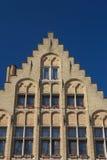 Unique example of gothic architecture Stock Photos
