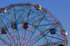 Unique Ferris Wheel Royalty Free Stock Photo