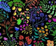 UNIQUE FLOWER vector illustration