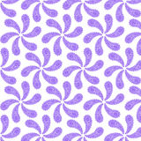 Unique hand drawn abstract floral background. Royalty Free Stock Photos