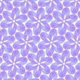 Unique hand drawn abstract floral background. Stock Image