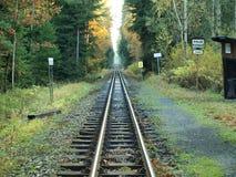 Unique historic narrow-gauge railway. South Bohemia. Unique historic narrow-gauge railway, South Bohemia. czech republik Stock Photo
