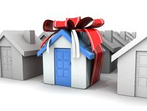 Unique home gift Royalty Free Stock Photo