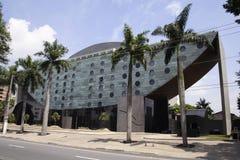 Unique Hotel Sao Paulo royalty free stock photo