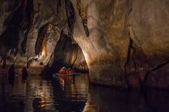 Unique image of Puerto Princesa subterranean Stock Photos