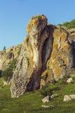Unique limestone rock formation Stock Photography