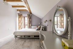 excellent unique master bedrooms | Master Bedroom Unique Bed stock image. Image of board ...