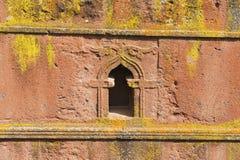 Free Unique Monolithic Rock-hewn Church Of St. George, UNESCO World Heritage, Lalibela, Ethiopia. Royalty Free Stock Images - 47327189