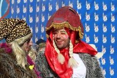 Unique Parade Belgium Royalty Free Stock Images