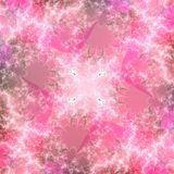 Unique Pink Abstract Background Pattern. Background or wallpaper pattern.  Unique Abstract Design or web wallpaper.  Transluscent and elegant.  Perfect for web Royalty Free Stock Photography