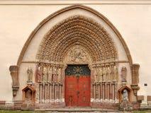 Unique portal Porta coeli Stock Photos
