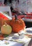 Unique Pumpkins Stock Photo