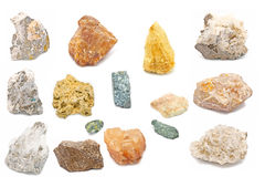 Unique rocks Stock Images