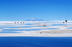 Unique Salar de Uyuni Stock Photos