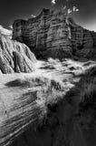 Dusk Falls on stock image