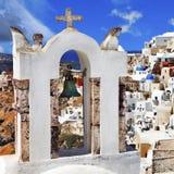 Unique Santorini,Oia Royalty Free Stock Photos