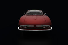 Unique sports car Royalty Free Stock Images