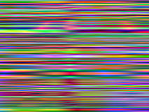 Unique stripped rainbow lines gradient background Royalty Free Stock Photo