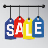 Unique Super Sale Banner Stock Photos