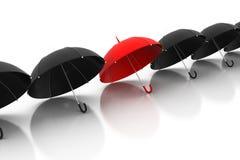 Unique umbrella Stock Photos