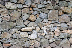 Unique vintage rock support wall texture Royalty Free Stock Images