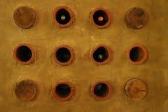 UNIQUE WINE CELLAR Stock Image