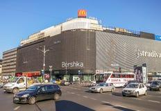 Unirea köpcentrum Royaltyfri Fotografi