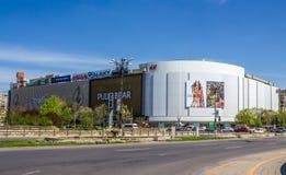 Unirea Shopping Center Stock Photography