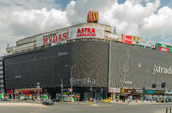 Unirea Shopping Center Royalty Free Stock Images