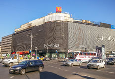Unirea shopping center Royalty Free Stock Photography