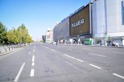 Unirea shopping centre Stock Photo