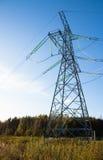 Unisca al elecricity Fotografia Stock