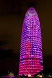 Unisca il colore rosa - il giorno internazionale della campagna di BCA Immagine Stock Libera da Diritti