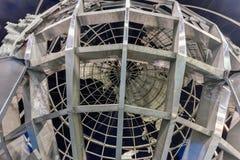 Unisphere雕塑-纽约 免版税库存图片