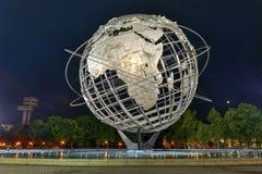 Unisphere雕塑-纽约 免版税库存照片