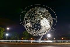 Unisphere雕塑-纽约 库存图片
