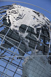 Unisphere στο πάρκο κορώνας λιβαδιών Fushing, βασίλισσες - Νέα Υόρκη Στοκ φωτογραφία με δικαίωμα ελεύθερης χρήσης
