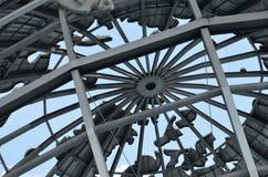 "Unisphere - het Spoelen Meadows†""Corona Park, New York Royalty-vrije Stock Foto's"
