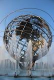 Unisphere, korona słoneczna park Fotografia Stock