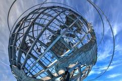 Unisphere - Rumieniący się, queens zdjęcie stock