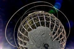 Unispherebeeldhouwwerk - New York Royalty-vrije Stock Afbeeldingen