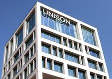 Unisson Image stock