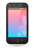 Unità del telefono mobile Fotografie Stock
