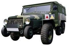 Unità del trattore dell'artiglieria leggera Immagine Stock Libera da Diritti