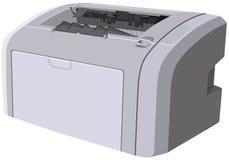 Unità della stampante a laser Fotografia Stock Libera da Diritti
