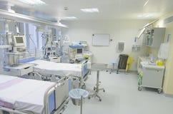 Unità di cure intensive Immagine Stock