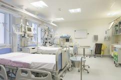 Unità di cure intensive Fotografia Stock