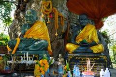 Unità di elaborazione Thuat Nakhon Si Thammarat di Luang Fotografia Stock